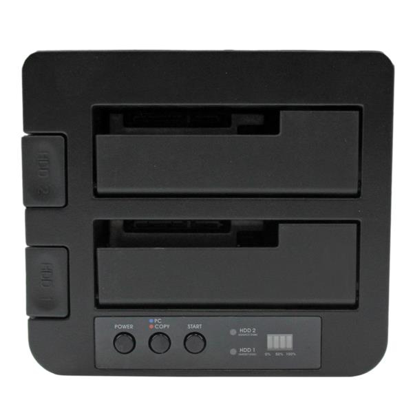 Startech SDOCK2U33RE DUPLICATORE USB3.0 ESATA