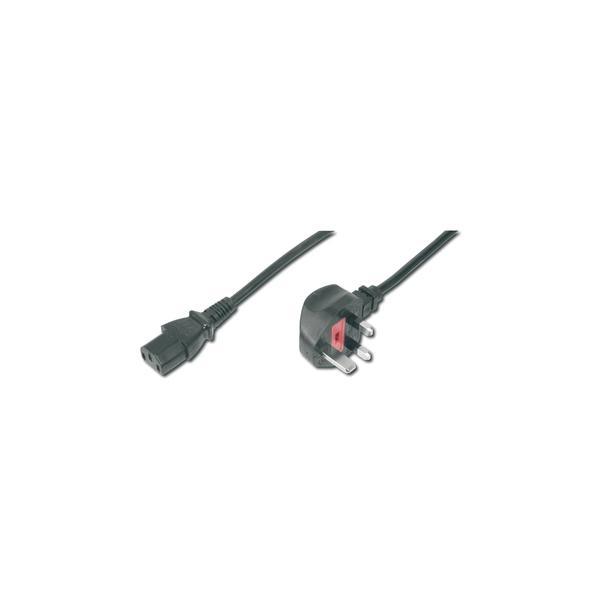 Digitus AK-440107-018-S 1.8m BS 1363 Nero cavo di alimentazione 4016032311966 AK-440107-018-S 10_5094774