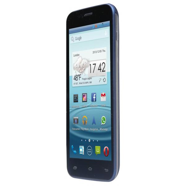 PhonePad Duo G500 Blu Display 5