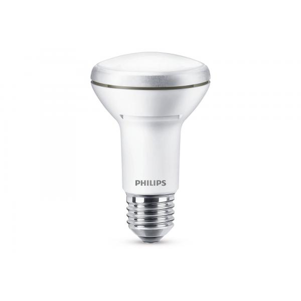 Philips LED Reflector E27  R63 5,7W (60W) warm-white 420 lm DIM 78541500