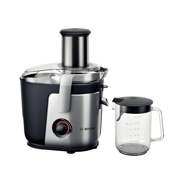 Bosch MES4000 Estrattore di succo 1000W Nero, Grigio, Acciaio inossidabile spremiagrumi 4242002770048 MES4000 TP2_MES4000