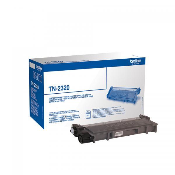 Brother TN-2320 Toner laser 2600pagine Nero cartuccia toner e laser 4977766738989 TN-2320 14_TN2320