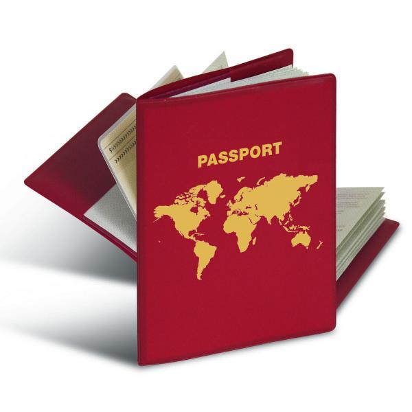 Herma RFID Protector  for Passport, 2 Inner bags   5549N 5549 N