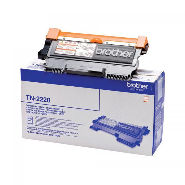 Brother TN-2220 Cartuccia 2600pagine Nero cartuccia toner e laser 4977766682862 TN-2220 14_TN2220