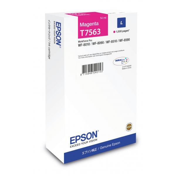 Epson Epson Tanica Magenta cartuccia d'inchiostro