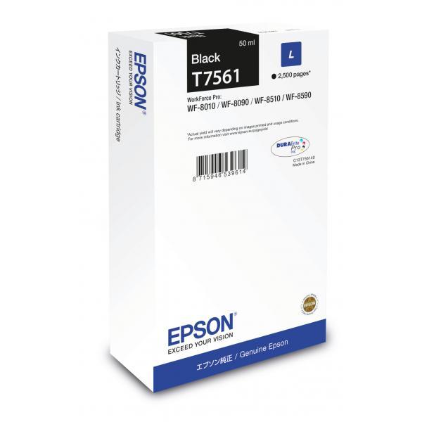 Epson Epson Ink Cartridge L Black Nero cartuccia d'inchiostro