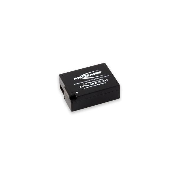 Ansmann 1400-0056 Batteria per fotocamera/videocamera Ioni di Litio 1000 mAh