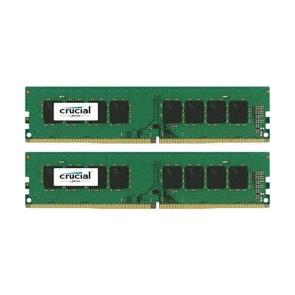 Crucial 8GB Kit (4GBx2) 8GB DDR4 2133MHz memoria 649528768438 CT2K4G4DFS8213 07_42645