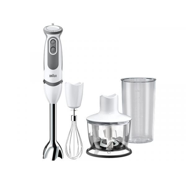Braun MQ 5035 WH Sauce Frullatore ad immersione 750W Grigio, Bianco frullatore  0X22111034 TP2_0X22111034