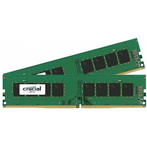 Crucial 16GB DDR4 UDIMM 16GB DDR4 2133MHz memoria 649528775856 CT2K8G4DFS8213 07_42738