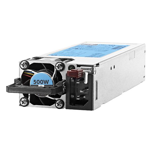 Hewlett Packard Enterprise 500W Flex Slot Platinum 500W Grigio alimentatore per computer 0887758175842 720478-B21 10_943BYQY