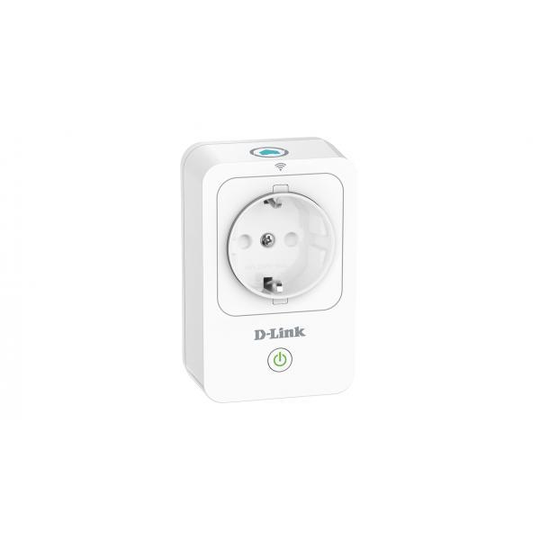 D-Link Wi-Fi SmartPlug Bianco presa intelligente DSP-W215/E