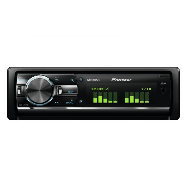 Pioneer DEH-X9600BT Bluetooth Nero autoradio 4988028227561 DEH-X9600BTB TP2_DEH-X9600BTB
