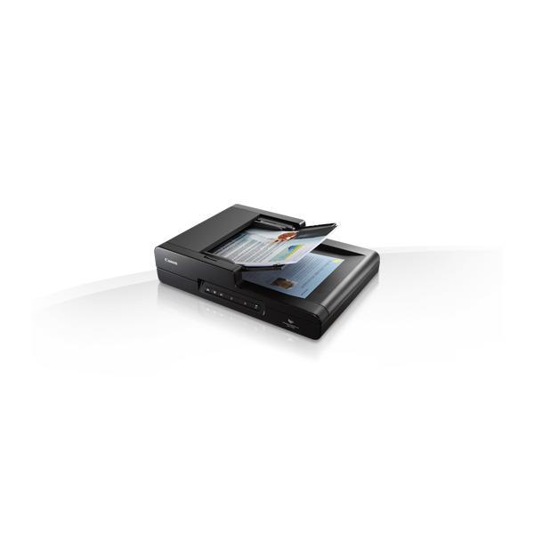 Canon imageFORMULA DR-F120 Piano e con alimentatore automatico di documenti 600 x 600DPI Nero 4528472106588 9017B003 14_9017B003
