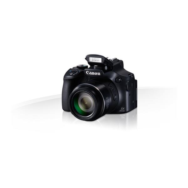 Canon PowerShot SX60 HS Fotocamera Bridge 16.1MP 1/2.3