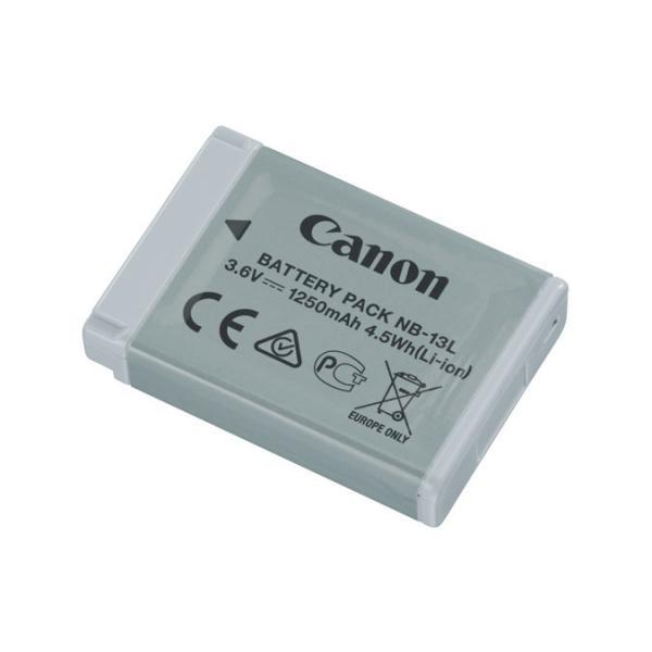 Canon NB-13L Ioni di Litio 1250 mAh