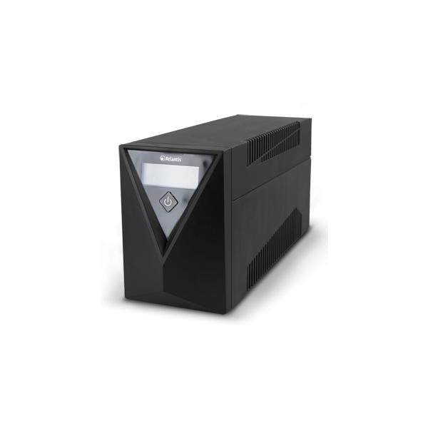 Atlantis Land OnePower S100 A linea interattiva 800VA 2AC outlet(s) Mini tower Nero gruppo di continuità (UPS) 8026974008950 A03-S100 10_R290689
