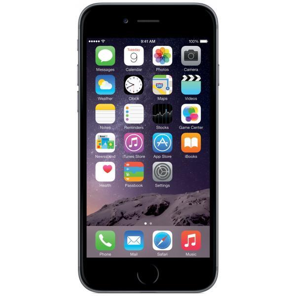 Apple iPhone 6 64GB Space Gray  MG4F2QL/A TP2_MG4F2QL/A