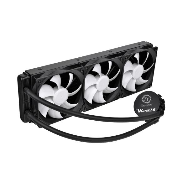 Thermaltake Water 3.0 Ultimate Processore raffredamento dell'acqua e freon 4717964397294 CL-W007-PL12BL-A 07_33005