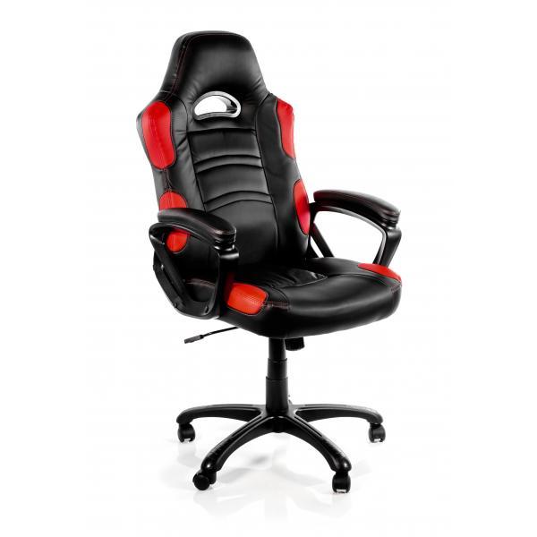 Sedia Gaming Enzo - Colore Rosso