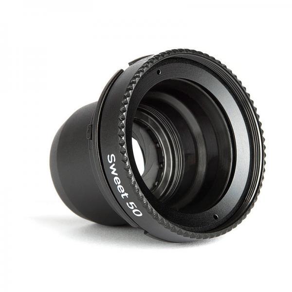 Lensbaby Sweet 50 Optic SLR Nero