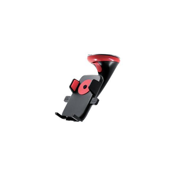 Atlantis Land P030-12HD68 Auto Passive holder Nero, Rosso supporto per personal communication 8026974017020 P030-12HD68 10_R290709