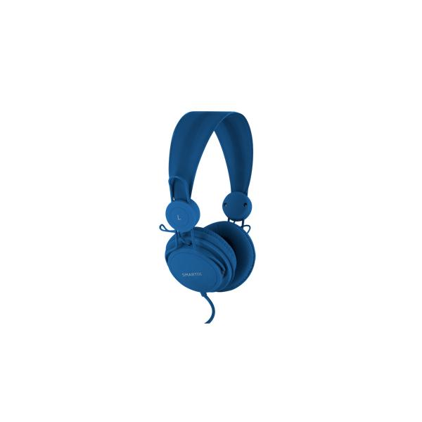 Atlantis Land Nirvana Fruit Stereofonico Padiglione auricolare Blu cuffia e auricolare 8026974016887 P003-MDR817-BL 10_R290663