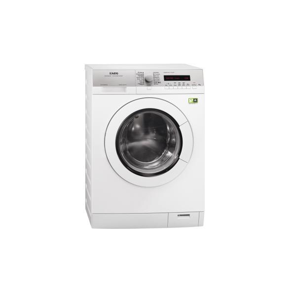 AEG L79489FL Libera installazione Carica frontale 8kg 1400Giri/min A+++ Argento, Bianco lavatrice 7332543383399 914535102 04_90704342