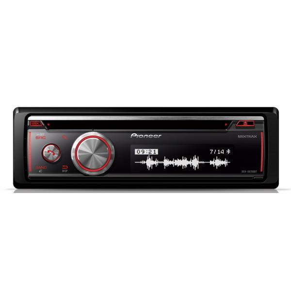 Pioneer DEH-X8700BT Bluetooth Nero autoradio 4988028265020 DEH-X8700BT TP2_DEH-X8700BT