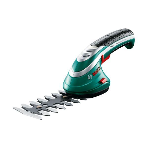 Bosch Isio 80mm 3.6V Ioni di Litio Nero, Verde cesoia per erba cordless 3165140630610 0600833101 04_90546746