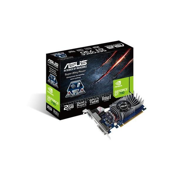 ASUS GT730-2GD5-BRK GeForce GT 730 2GB GDDR5 4716659894483 90YV06N1-M0NA00 10_B99R031