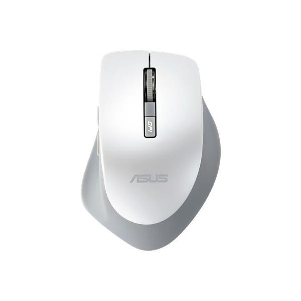 ASUS WT425 RF Wireless Ottico 1600DPI Mano destra Perlato, Bianco mouse 4716659934011 90XB0280-BMU010 10_B99R270