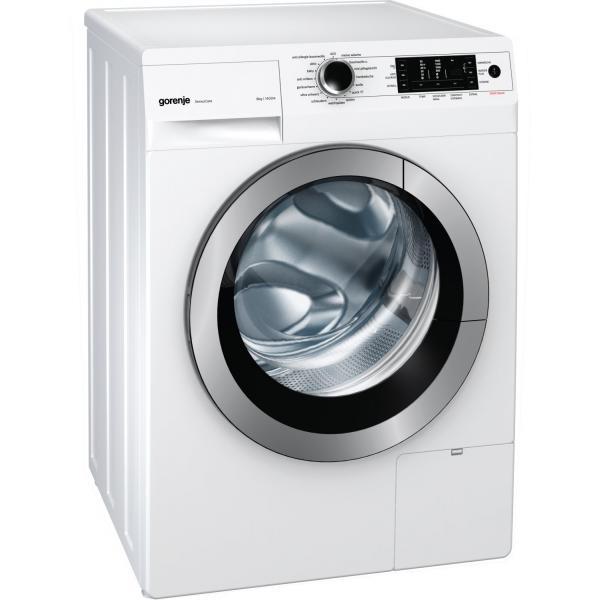 Gorenje W8554TX/I Libera installazione Carica frontale 8kg 1400Giri/min A+++ Bianco lavatrice 3838942039195 492460 04_90613865