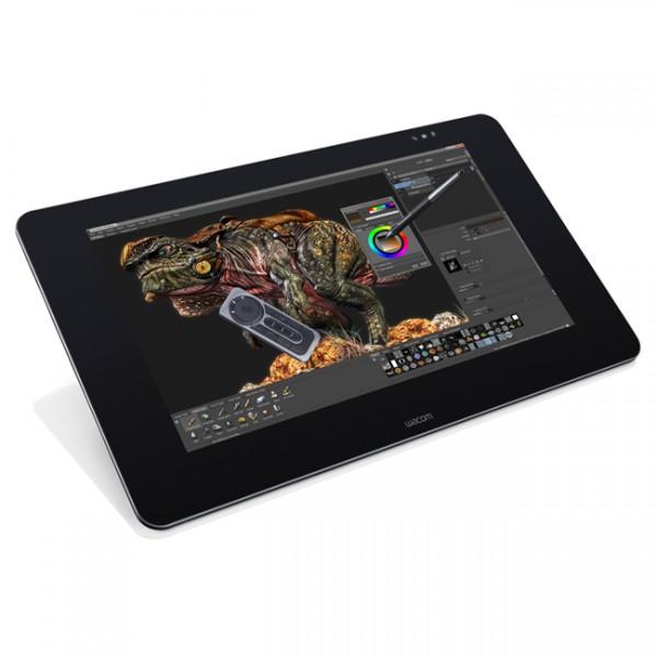 Wacom Cintiq 27QHD USB Nero tavoletta grafica 4949268619011 DTK-2700 08_DTK-2700