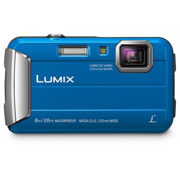 Panasonic Lumix DMC-FT30 Fotocamera compatta 16,1 MP CCD 4608 x 3456 Pixel 1/2.33