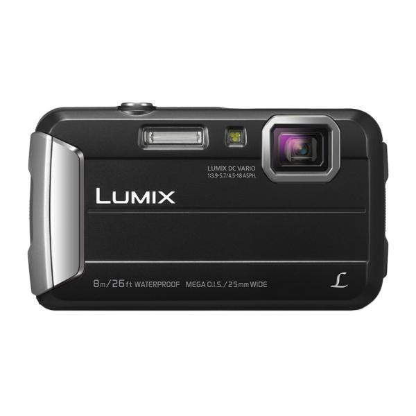 Panasonic Lumix DMC-FT30 Black 8/10gg Lavorativi (da Ordinare)