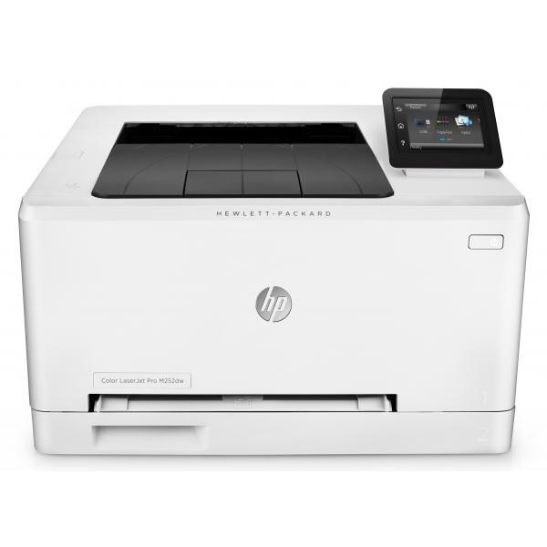 HP Color LaserJet Pro 200 M252dw Printer Europe - Multilingual Localization - B4A22A#B19