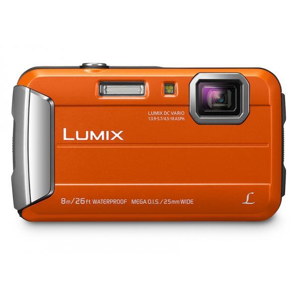 Panasonic Lumix DMC-FT30 Orange 8/10gg Lavorativi (da Ordinare)