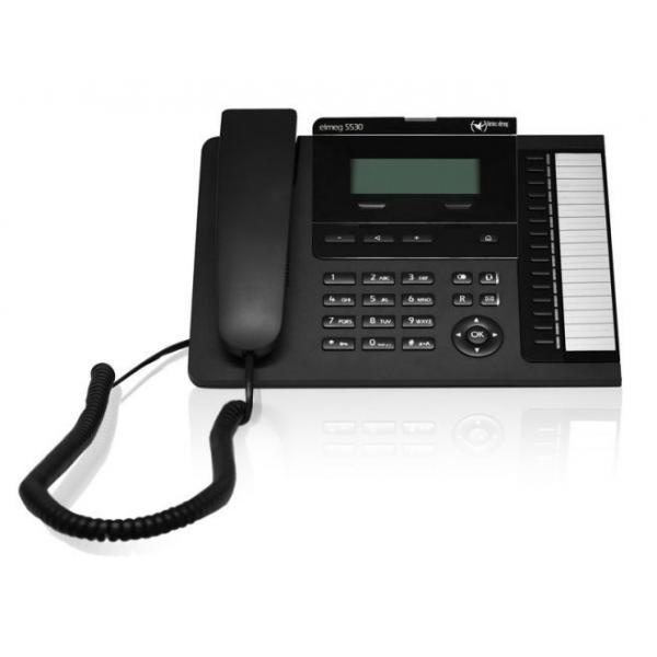 Bintec-elmeg S530 Telefono analogico Nero