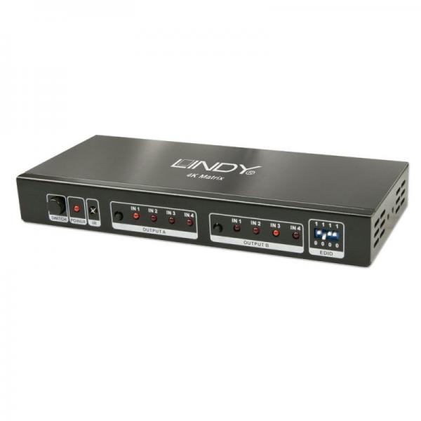 Lindy 38049 HDMI commutatore video 4002888380492 LINDY38049 03_LINDY38049