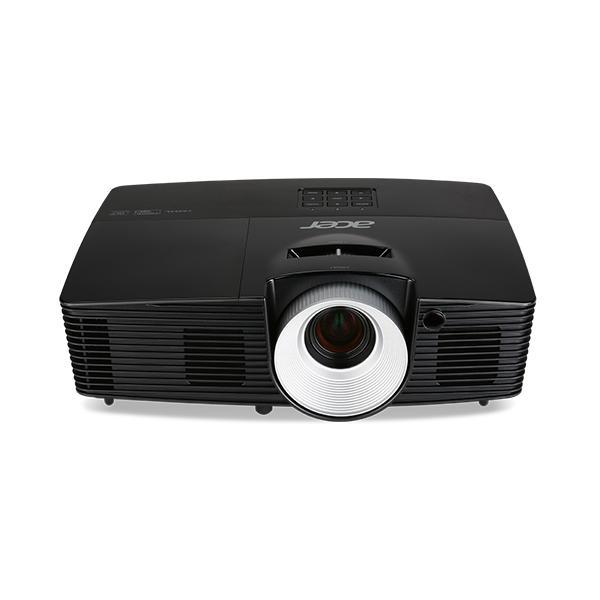 Acer Essential P1387W Proiettore desktop 4500ANSI lumen DLP WXGA (1280x800) Compatibilità 3D Nero videoproiettore 4713147710034 MR.JL911.001 TP2_MR.JL911.001