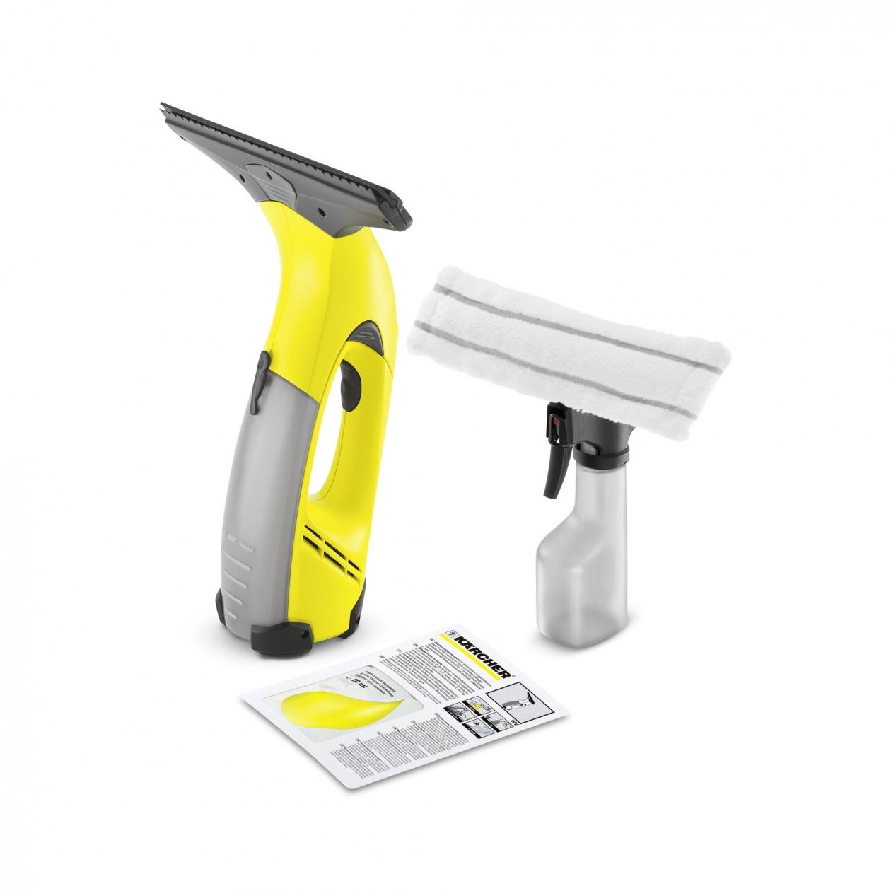 Kärcher WV Classic 0.1L Giallo pulitore di finestra elettrico 4054278065991 1.633-169.0 04_90600643