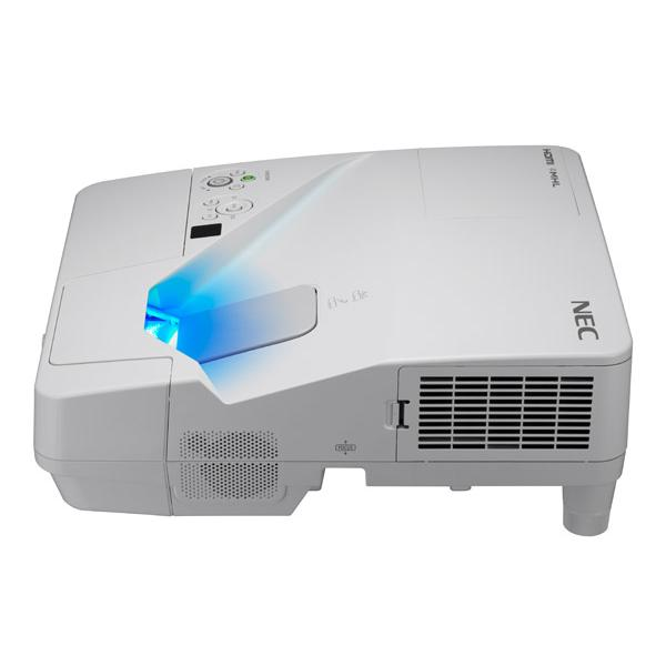 VIDEOPROIETTORE NEC UM361X Ottica UltraCorta 3LCD XGA 1024x768Pp 3600/6000:1 2HDMI 3USB 1x20W **RICHIEDI QUOTAZ EDU**