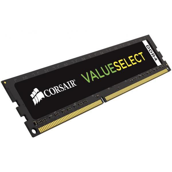 Corsair Value Select 8GB PC4-17000 8GB DDR4 2133MHz memoria 0843591052955 CMV8GX4M1A2133C15 TP2_CMV8GX4M1A2133C