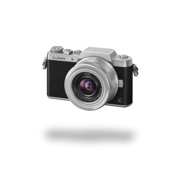 Panasonic Lumix DMC-GF7K + G VARIO 12-32mm MILC 16MP Live MOS 4592 x 3448Pixel Nero, Argento 5025232650514 DMC-GF7KEG-S 04_90584939