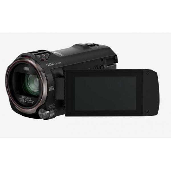 Panasonic HC-V777 24 MP BSI Videocamera palmare Nero