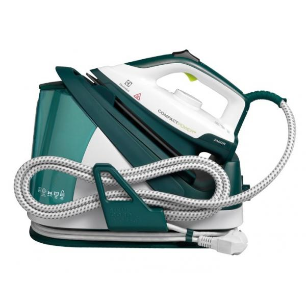 Electrolux EDBS7146GR 2400W Ceramica Verde, Bianco ferro da stiro a caldaia 7332543324392 910002118 TP2_910002118