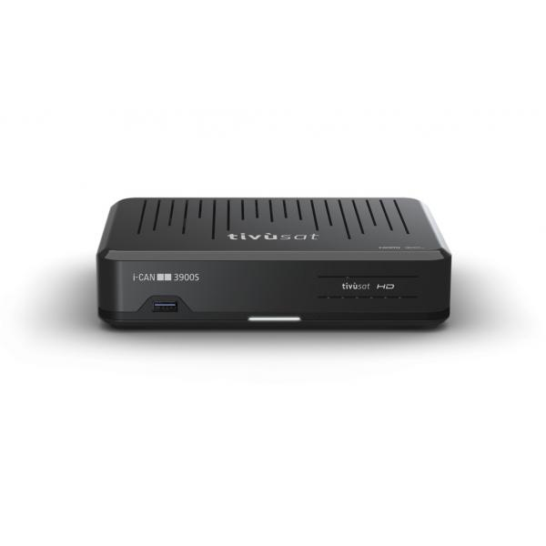 i-CAN 3900S Cavo Full HD Nero set-top box TV 4712755181496 I-CAN3900S TP2_I-CAN3900S