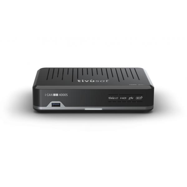i-CAN 4000S Cavo Nero set-top box TV 4712755181489 I-CAN4000S TP2_I-CAN4000S