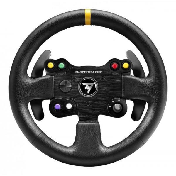 Thrustmaster 4060057 periferica di gioco Volante PC, Playstation 3, PlayStation 4, Xbox One Nero